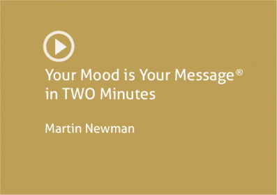 Your Mood is Your Message video